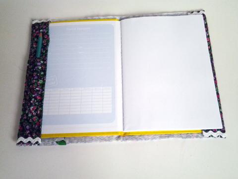 Caderno pronto