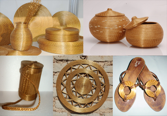 Artesanato Com Papel Mache ~ Capim dourado o tesouro do Tocantins u2013 HAK u2013 Blog de Artesanato