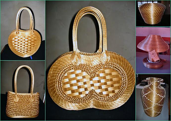Aparador Negro Barato ~ Capim dourado o tesouro do Tocantins u2013 HAK u2013 Blog de Artesanato