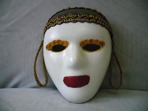Máscara veneziana de Carnaval  2